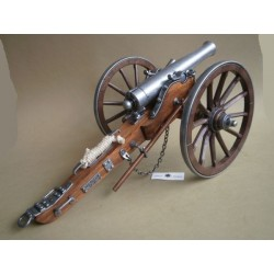 AMERICAN CIVIL WAR CANNON,1861MODEL,DENIX REPLICA