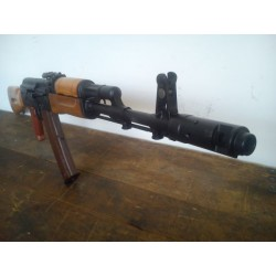 "ASSAULT RIFLE,""AK-74"",BULGARIA,CAL:5,45x39 M.M.,HIGH IMP"