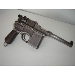 "GERMAN SEMIAUTOMATIC""MAUSER C-96"",""BOLO"",CALIBER: 7,63 M.M"