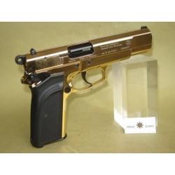 "UMAREX ""BROWNING GPDA 9"",GOLD,CAL. 9 M.M. PAK"